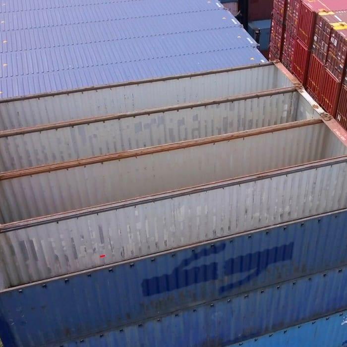 open top container kopen